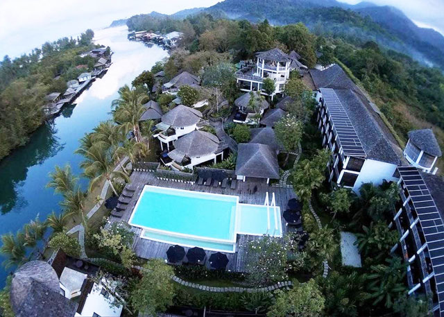 Aana resort Koh Chang, Thailand